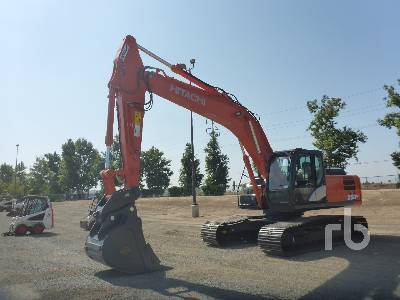 2016 HITACHI ZX250LC-6 Hydraulic Excavator