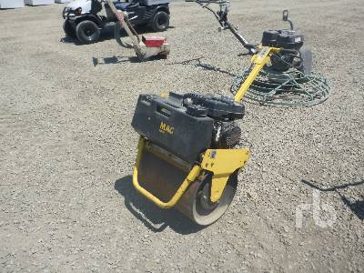 BOMAG BW55E Smooth Drum Walk Behind Roller
