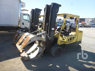 2014 HYSTER S120FTPRS Forklift