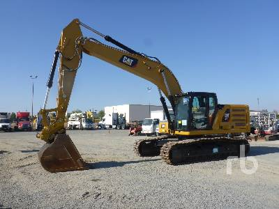 2019 CATERPILLAR 330 LC Next Generation Hydraulic Excavator
