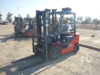 2020 HELI CPYD25-M1H 4800 Lb Forklift