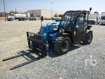 2016 GENIE GTH2506 5500LB  4X4X4 Telescopic Forklift