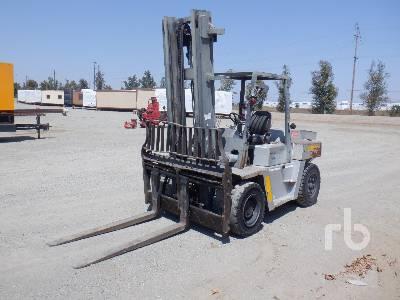 2005 NISSAN PD155H 14850 Lb Forklift