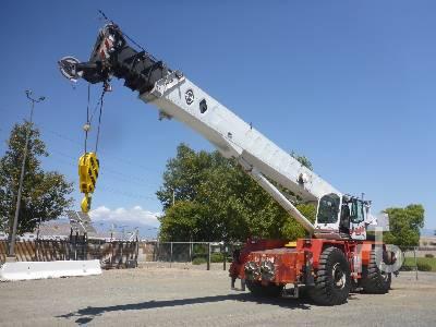 1999 LINK-BELT RTC8065 65 Ton 4x4x4 Rough Terrain Crane