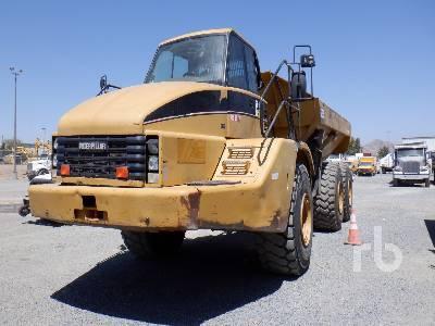 2005 CATERPILLAR 735 6x6 Articulated Dump Truck