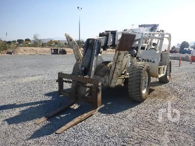 2003 TEREX TH1056C 10000 Lb 4x4x4 Telescopic Forklift