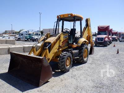 2004 JCB 214 4x4 Loader Backhoe