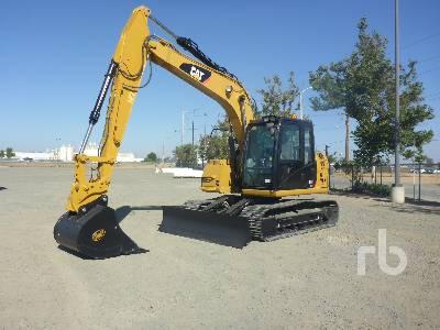 2016 CATERPILLAR 311FLRR Hydraulic Excavator
