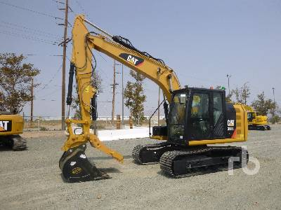 2015 CATERPILLAR 312E Hydraulic Excavator