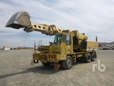 2003 GRADALL XL 5100 Mobile Excavator