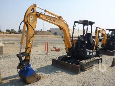 2016 HYUNDAI ROBEXR35Z-9A Mini Excavator (1 - 4.9 Tons)