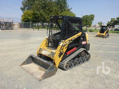 2016 ASV RT30 High Flow Multi Terrain Loader