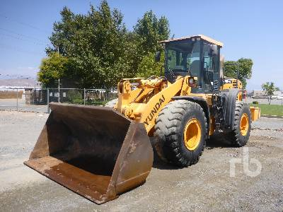 2015 HYUNDAI HL760-9A Wheel Loader