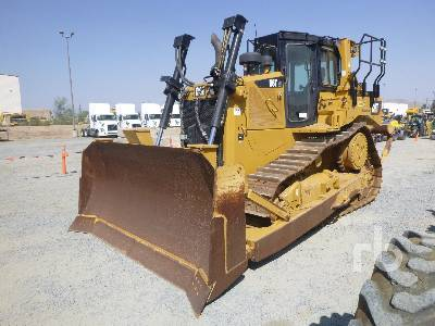 2017 CAT D6T XL Crawler Tractor