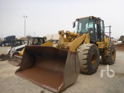 2002 CAT 966G Wheel Loader