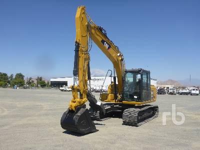 2018 CAT 313FLGC Hydraulic Excavator