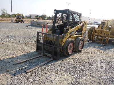 2005 CAT 226B Skid Steer Loader