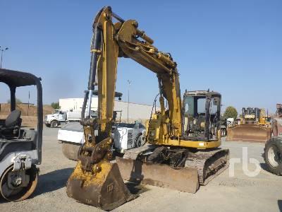 2006 CATERPILLAR 314C Hydraulic Excavator