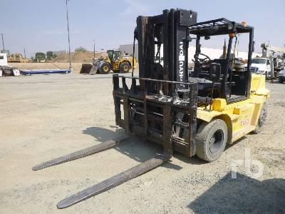 2013 HYUNDAI 70DS-7E 15425 Lb Forklift