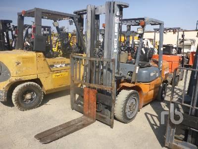2012 HELI CPCD30 5400 Lb Forklift