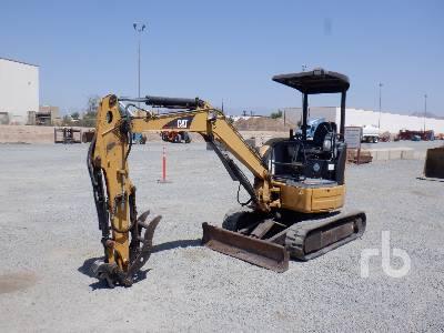 2007 CATERPILLAR 303CCR Mini Excavator (1 - 4.9 Tons)