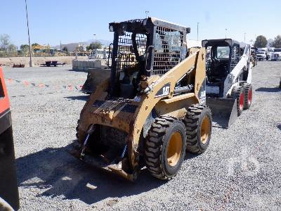 2004 CATERPILLAR 248B High Flow Skid Steer Loader