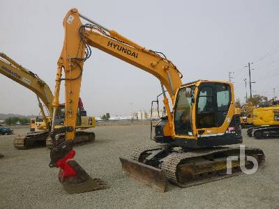 2012 HYUNDAI R145LCRD-9 Hydraulic Excavator
