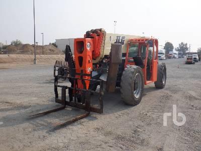 2008 JLG G12-55A 12000 Lb 4x4x4 Telescopic Forklift