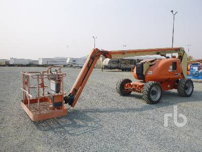 2006 JLG 600AJ 4x4x4 Articulated Boom Lift