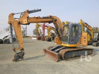 2012 CASE CX135SR Hydraulic Excavator