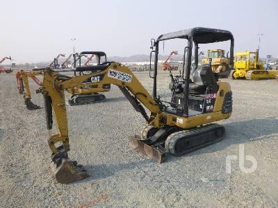 2005 CATERPILLAR 301.8 Mini Excavator (1 - 4.9 Tons)