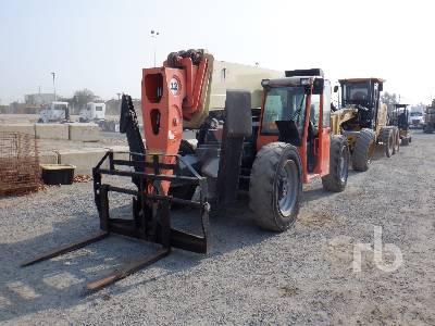 2012 JLG G12-55A 12000 Lb 4x4x4 Telescopic Forklift