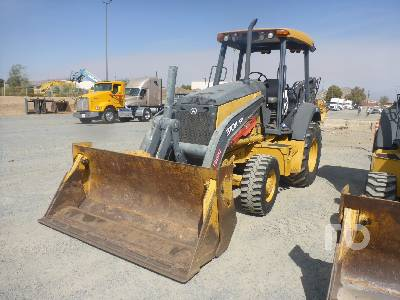 2013 JOHN DEERE 310K EP 4x4 Loader Backhoe