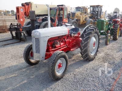 1955 FERGUSON T0-35 2WD Antique Tractor