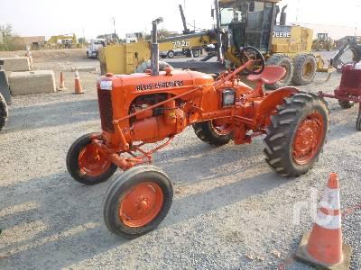 1956 ALLIS CHALMERS CA 2WD Antique Tractor