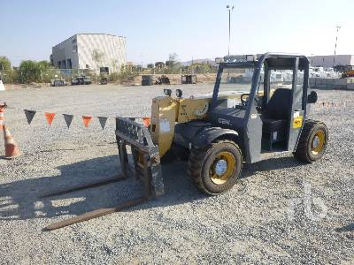 2014 GEHL RS519 5500 Lb 4x4x4 Telescopic Forklift