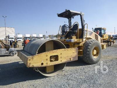 2008 CATERPILLAR CS56 Vibratory Roller