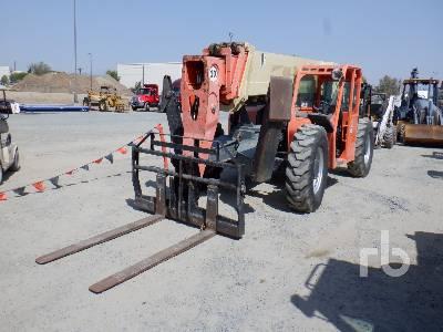 2011 JLG G10-55A 10000 Lb 4x4 Telescopic Forklift