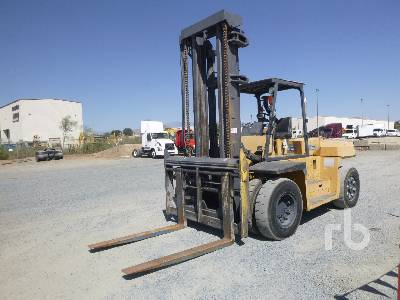 2004 CATERPILLAR DP115 24000 Lb Forklift