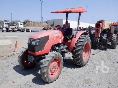 2012 KUBOTA M5640SUD MFWD Tractor