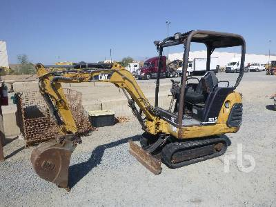 1999 CATERPILLAR 301.5 Mini Excavator (1 - 4.9 Tons)