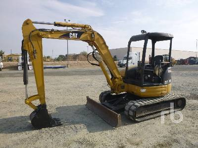 2003 CATERPILLAR 304CR Mini Excavator (1 - 4.9 Tons)