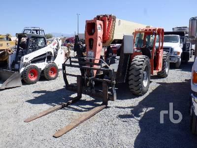 2011 JLG G10-55A 10000 Lb Telescopic Forklift