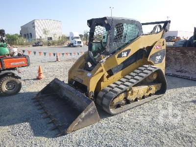2009 CATERPILLAR 289C XPS High Flow Multi Terrain Loader