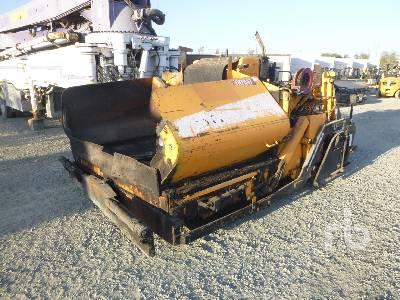 2004 LEEBOY L8515R Crawler Asphalt Paver