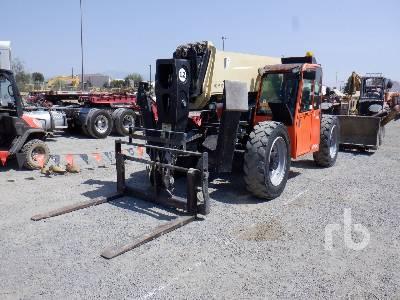 2013 JLG G12-55A 12000 Lb 4x4x4 Telescopic Forklift