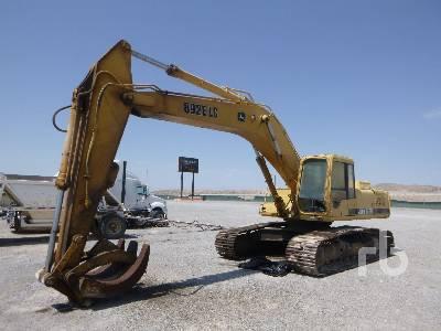 1996 JOHN DEERE 892E Hydraulic Excavator
