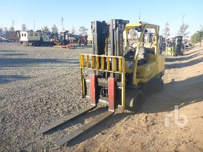 2015 HYSTER S120FT Forklift