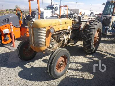 1959 MASSEY FERGUSON 65 Antique Tractor