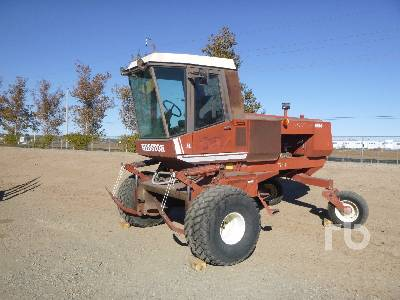 1986 HESSTON 6655 Swather